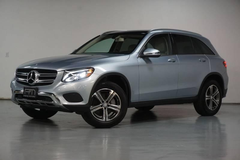 Used 2017 Diamond Silver Metallic Mercedes Benz Glc Glc 300 4matic Awd 4dr Suv For Sale Sold Prime Motorz Stock 2524